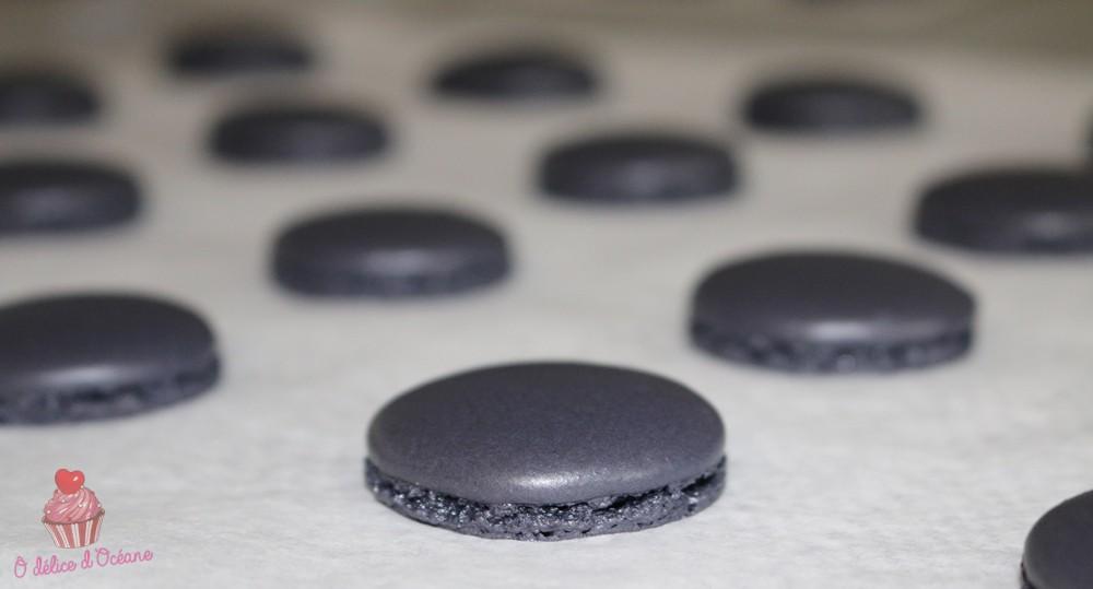 Macarons : meringue italienne ! <br />La recette des coques