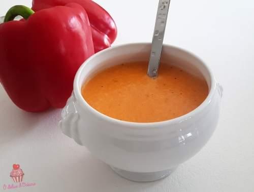 Sauce poivron rouge